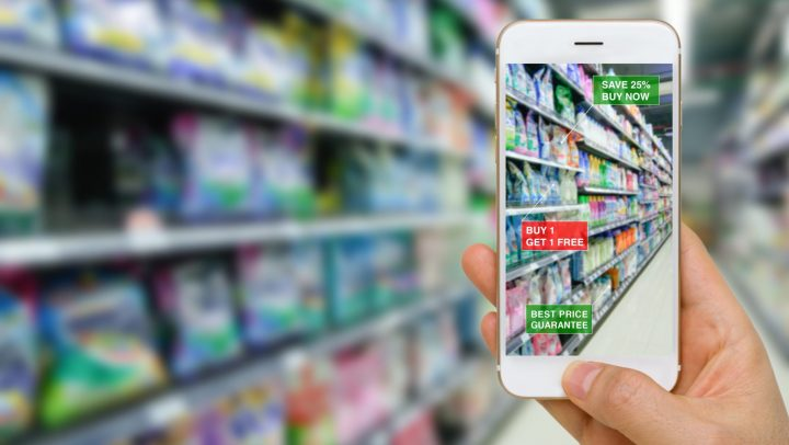 Pagamentos digitais e realidades aumentada e virtual